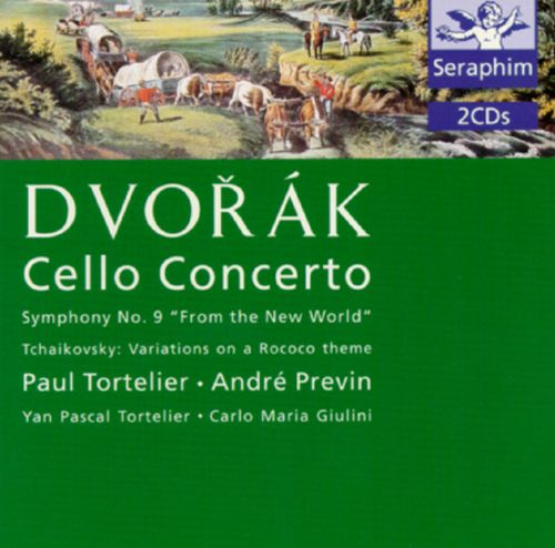 Dvorak: Cello Concerto; Symphony No. 9