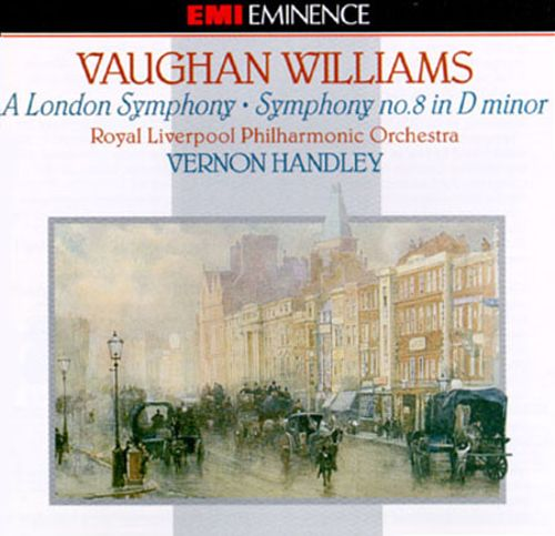 Vaughan Williams: A London Symphony No. 2/Symphony No. 8 In D Minor