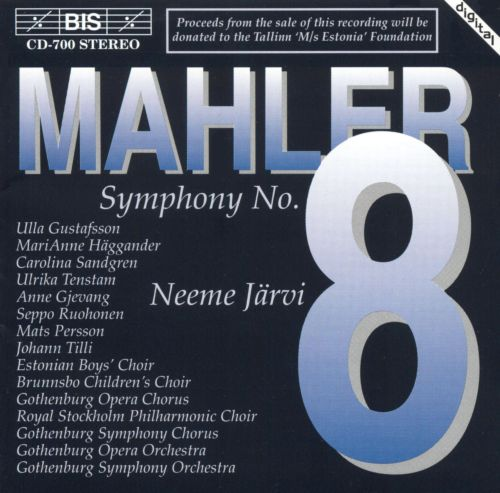 Symphony No. 8 in E flat major (
