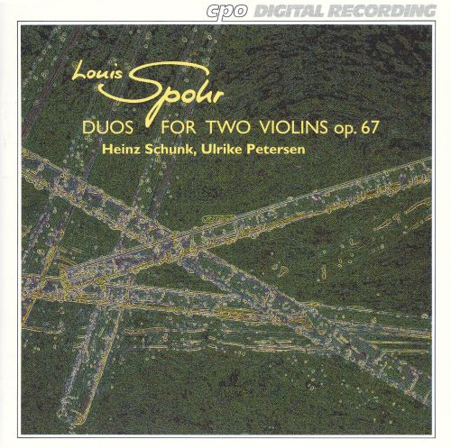 Louis Spohr: Duos for Two Violins, Op. 67