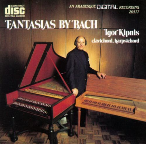 Bach: The Complete Fantasias