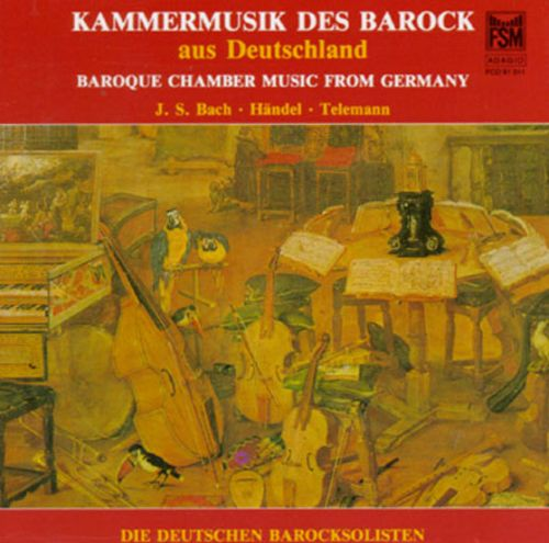 Baroque Chamber Music From Germany
