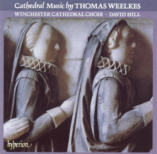 Cathedral Music by Thomas Weelkes