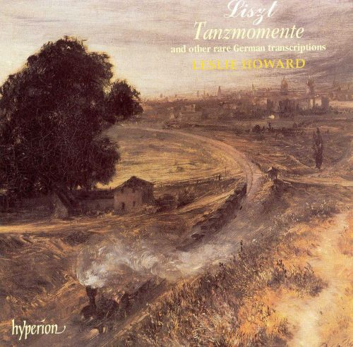Liszt: Tanzmomente and Other Rare German Transcriptions