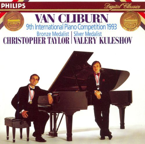 Van Cliburn 9th International Piano Competition 1993: Bronze & Silver Medalists