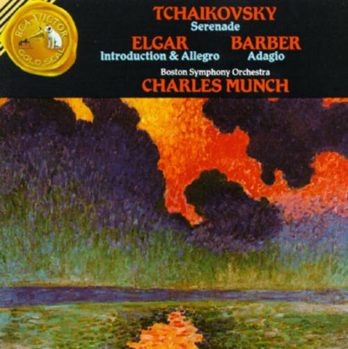 Charles Munch Conducts Barber, Tchaikovsky and Elgar