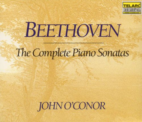 Beethoven: The Complete Piano Sonatas (Box Set)