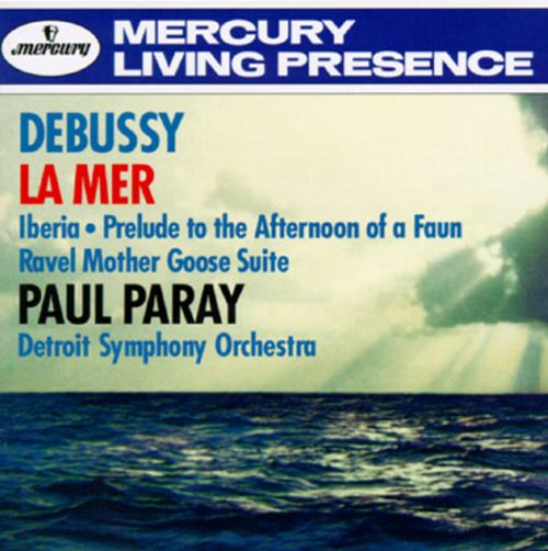 Debussy: La Mer; Iberia; Prelude to the Afternoon of a ...