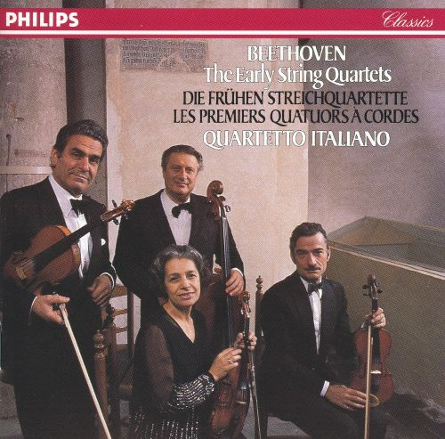 Beethoven: The Early String Quartets