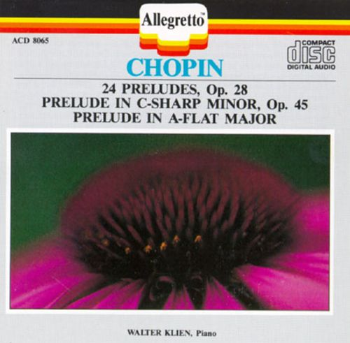 Chopin:26 Preludes