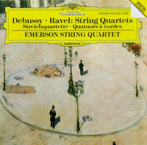 a review of a concert by the emerson quartet The emerson is perhaps the best rehearsed quartet of our century the playing is not only flawless technically, but reflects a careful study of the music, both formally and in the players' intense preoccupation with textual matters the recording of this set is also spectacular.