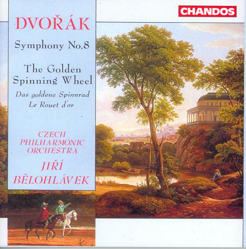 Antonin Dvorak: Symphony No. 8; The Golden Spinning Wheel