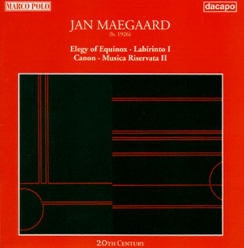 Jan Maegaard: Chamber Music