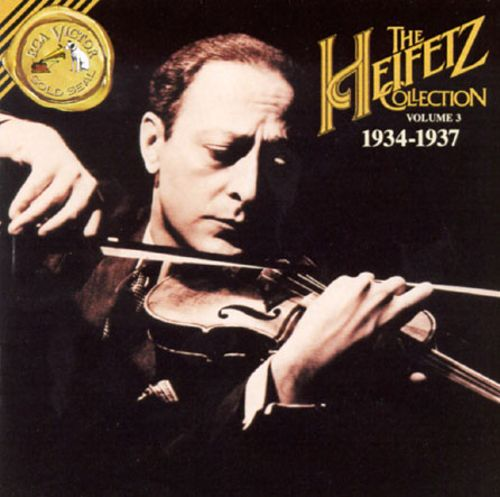 Heifetz Collection, Vol. 3 (1934-19370