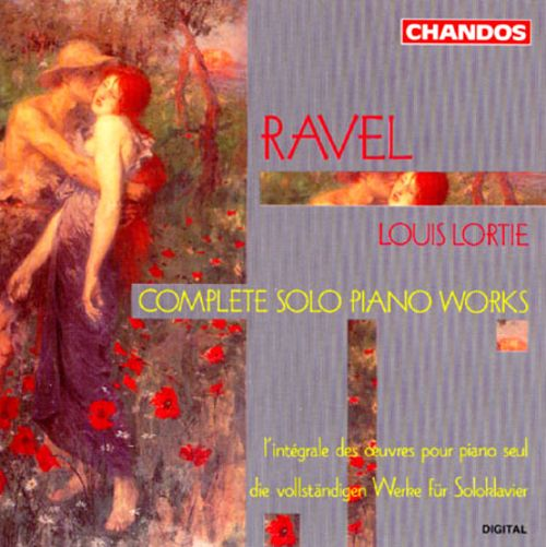 Maurice Ravel: Complete Solo Piano Works