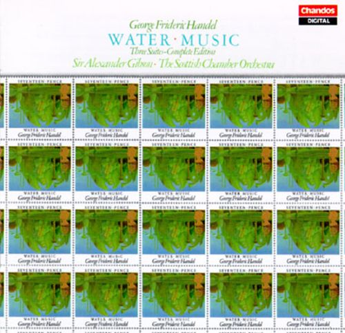 George Frideric Handel: Water Music