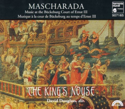 Mascharada, Music at the Brückeburg Court of Ernst III