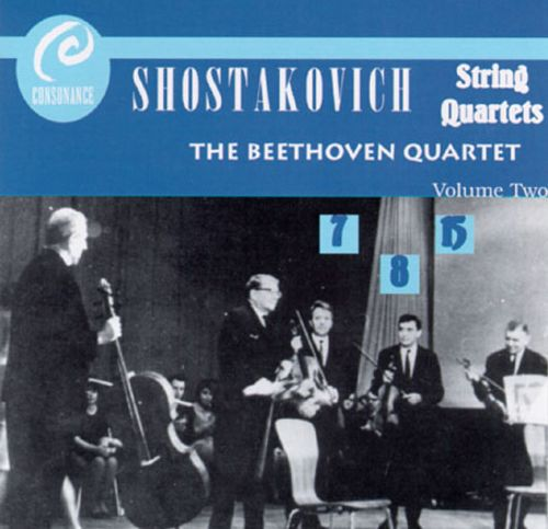 Shostakovich: String Quartets, Vol. 2