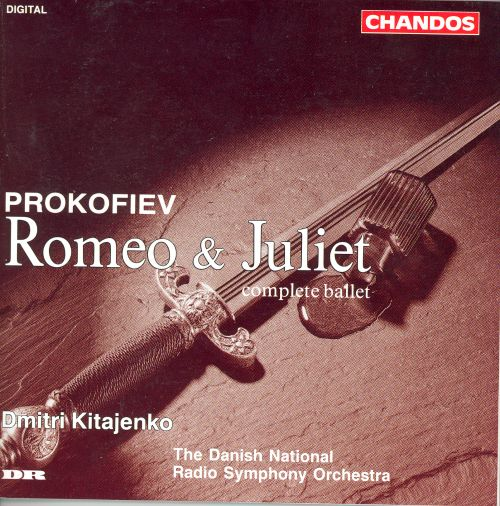 Romeo and Juliet, ballet in 4 acts, Op. 64
