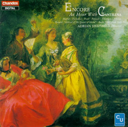 Encore: An Hour with Cantilena