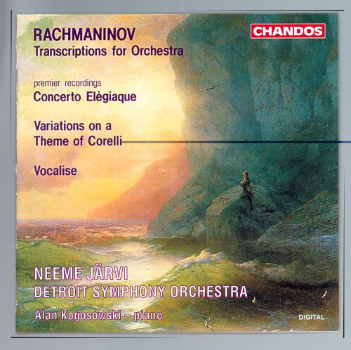 Rachmaninov: Transcriptions for Orchestra