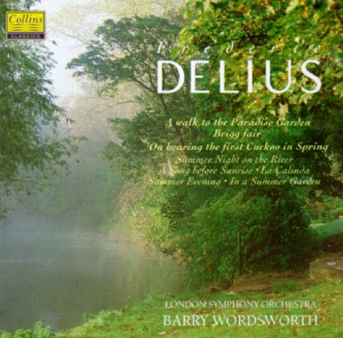 Frederick Delius: Orchestral Works