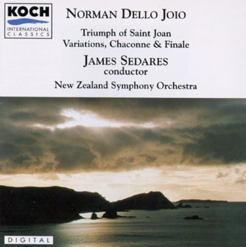 Joio: The Triumph of Saint Joan/Variations, Chaconne & Finale/Barber: Adagio for Strings