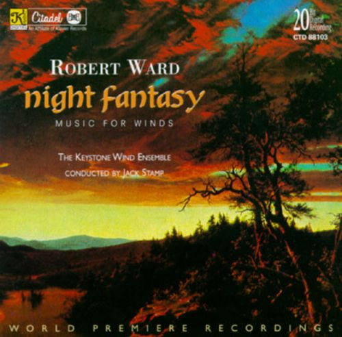 Night Fantasy, Music For Winds