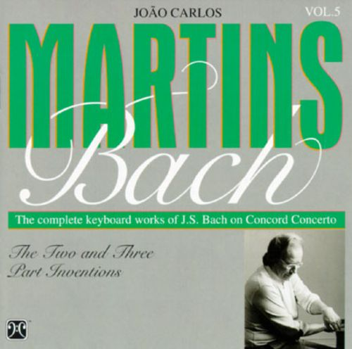 Bach: The Two & Three Part Inventions