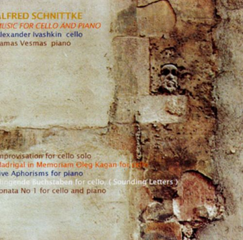 Alfred Schnittke: Music For Cello And Piano