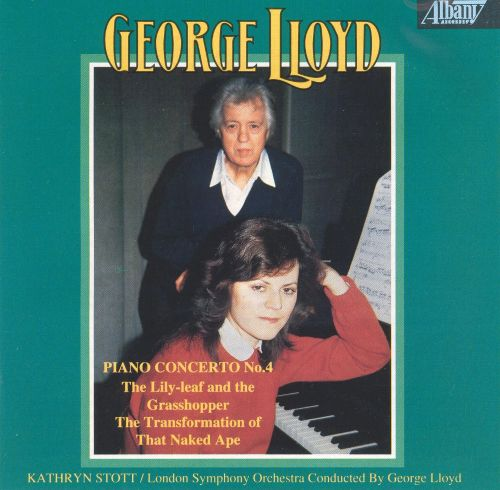 George Lloyd: Piano Concerto No. 4