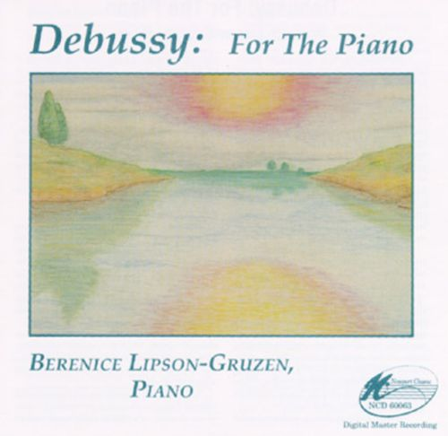Claude Debussy: For The Piano
