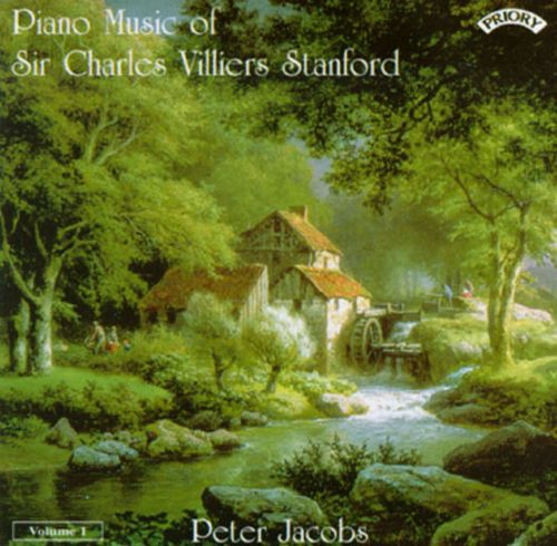 Piano Music Of Sir Charles Villiers Stanford
