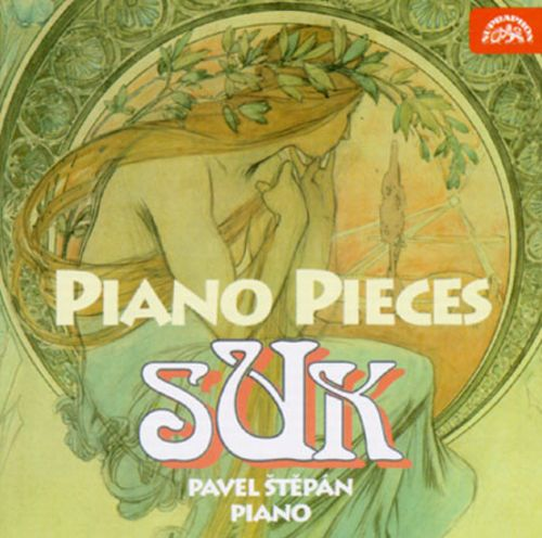 Josef Suk: Piano Pieces