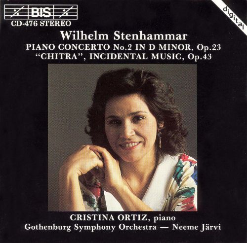 Chitra, incidental music, Op. 43