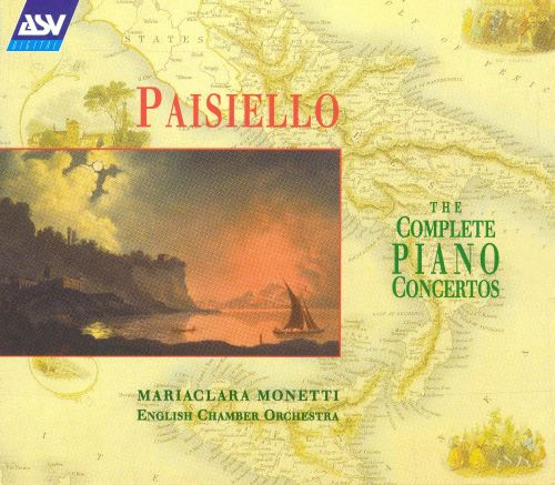 Giovanni Paisello: The Complete Piano Concertos