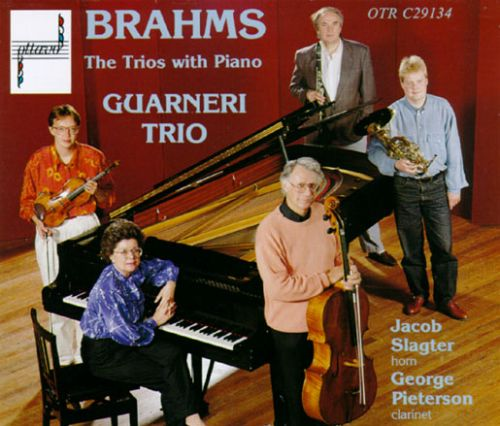 Brahms: The Trios with Pianos