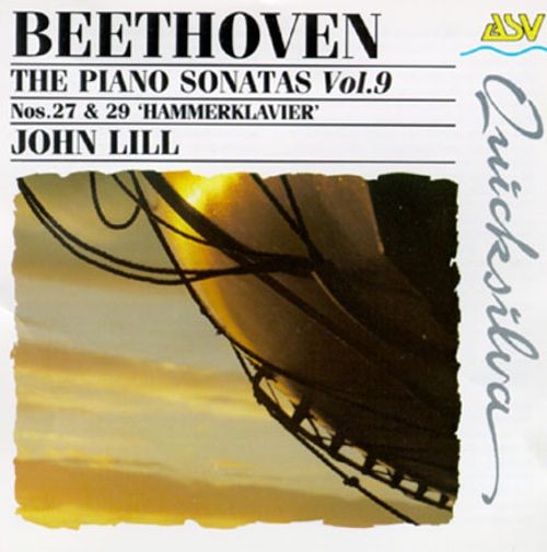 Beethoven: The Piano Sonatas, Vol. 9