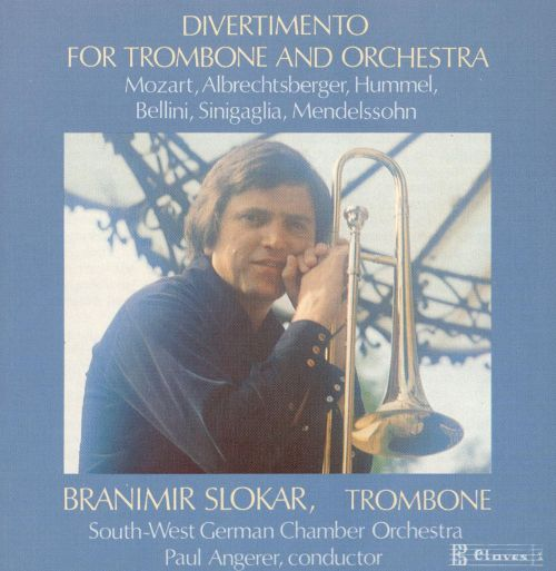 Divertimento for Trombone and Orchestra