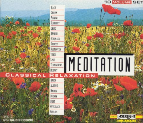 Meditation: Classical Relaxation [10-disc set]