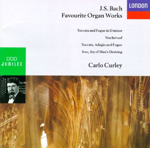 Bach: Favourite Organ Works