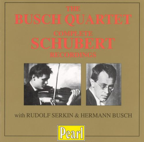 Complete Schubert Recordings
