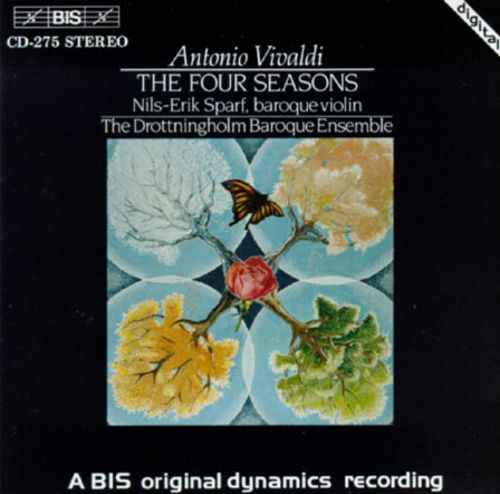 Antonio Vivaldi: The Four Seasons, Op. 8