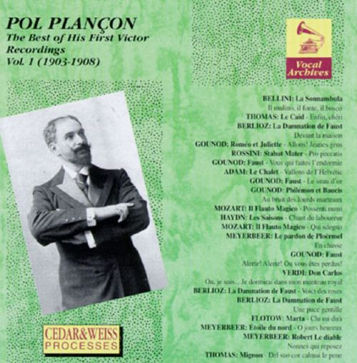 The Best of His First Victor Recordings, Vol. 1 (1903 - 1908)