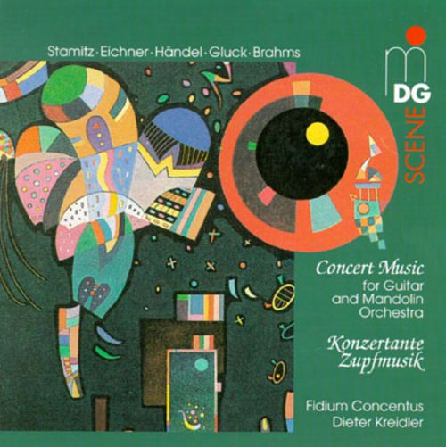 Concert Music For Guitar And Mandolin Orchestra
