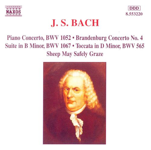 Bach: Famous Works