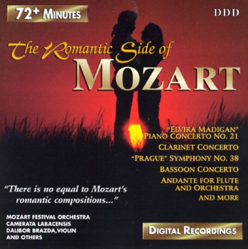 The Romantic Side Of Mozart