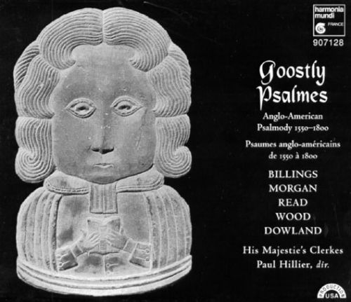 Goostly Psalmes: Anglo-American Psalmody from 1550 to 1800