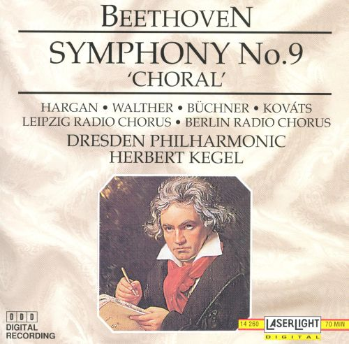 an analysis of beethovens symphony no 9 choral