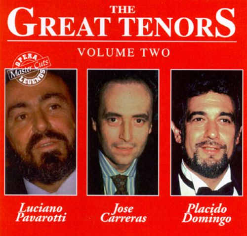 The Great Tenors, Volume Two